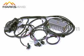 interface wiring harness vt v6 engine