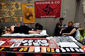 the best pictures from bristol u0027s tattoo convention 2017 bristol post