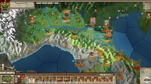 Punic Wars Map Hannibal Terror Of Rome Pc Review Gamewatcher
