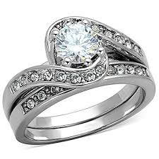 his and hers engagement rings 3 pieces men s and women s his hers 925 genuine solid sterling