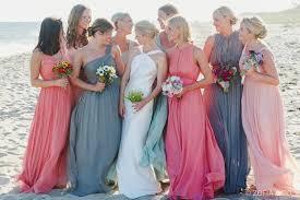 bridesmaids dresses trends for 2017 btm destination weddings