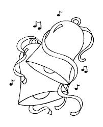 free christmas bells coloring sheets gilboardss com