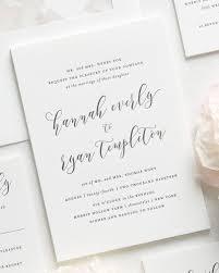 Photo Wedding Invitations Letterpress Wedding Invitations Shine Wedding Invitations