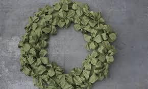 candy wreath candy wreaths martha stewart