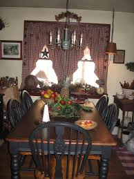 primitive dining room furniture awesome country dining room decorating ideas pictures
