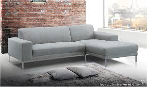 canapé angle tissu gris canape d angle design moove gris clair trop grand déco