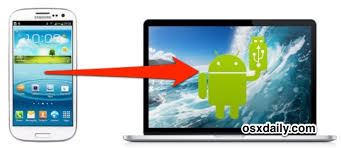 from android transfer photos from android to mac os x