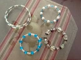 make bracelet beading wire images 3 ways to make a memory wire bracelet wikihow jpg