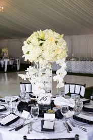 tall wedding centerpieces with crystals tall wedding