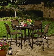 Patio High Top Table Elizahittman Com High Top Patio Set Hightop Patio Furniture