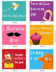 s day cards for school free printable s day cards for school