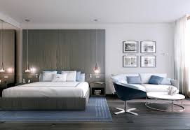 Modern Bedroom Decorating Ideas by Sleek Bedrooms With Cool Clean Lines