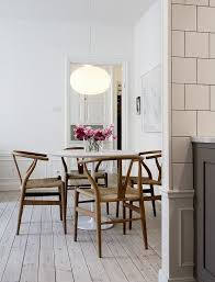 Simple Beautiful Dining Room Modern Scandanavian Best 25 Wishbone Chair Ideas On Pinterest Dining Area