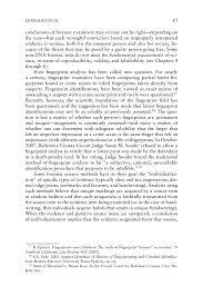 fingerprint examiner cover letter 24 essay