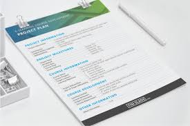 how to create an elearning project plan free template download