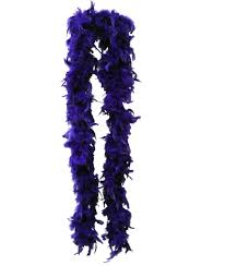 purple feather plush feather boas in bulk 6 60 grams featherboashop