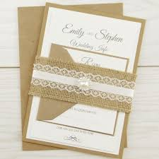 shabby chic wedding invitations pure invitation wedding invites