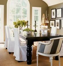 Dining Room Chair Slip Covers by Monogrammed Dining Chair Slipcovers Design Ideas