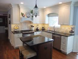 Small Kitchen With White Cabinets Make A Small Kitchen Feel Big Storage Design Ideas