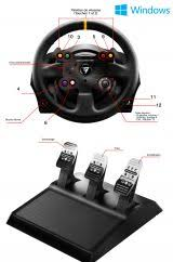 volante per xbox one test du tx racing wheel leather edition olive roi du bocal