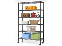 Commercial Wire Shelving by Bestmassage Ws 776 6 Shelf Commercial Steel Wire Shelving Rack W