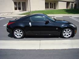 nissan coupe 2005 2005 nissan 350z black r clear