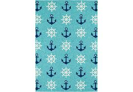 3 X 5 Indoor Outdoor Rugs Nautical Blue 3 X 5 Indoor Outdoor Rug Rugs Blue