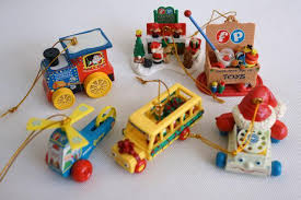 s odds and ends basic collectible fisher price ornaments