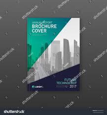 Real Estate Brochure Design Templates by Brochure Cover Design Template Construction Real Stock Vector