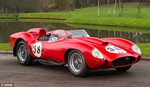 250 gto top speed 1957 testa rossa becomes britain s most expensive car