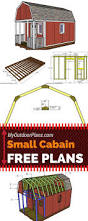 free small cabin plans step by step plans for building a small cabin with front porch and