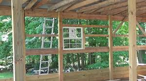 pole barn installing windows in a pole barn youtube