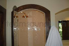 Arched Shower Door Arched Entry Steam Shower Photo Gallery And Image Library