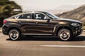 bmw suv x6 price 2015 bmw x6 updated adds rear wheel drive model automobile magazine