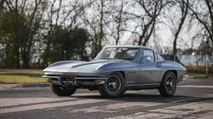 corvette auctions 1965 chevrolet corvette coupe s147 kissimmee 2015
