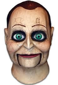 Mask Movie Halloween Costume Dead Silence Billy Puppet Ravens Fair Movie Halloween Costume Mask