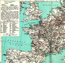Maps France by Medieval France Maps Home Page