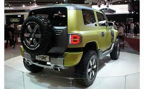 toyota fj toyota fj cruiser 2018 prices rumors new design review tops speed