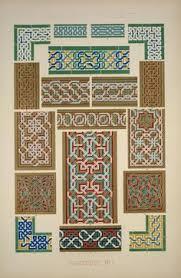 1856 the grammar of ornament by owen jones via the
