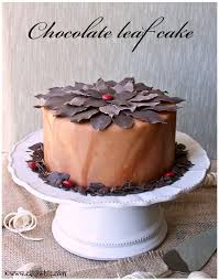 How To Make Decorative Chocolate How To Make Chocolate Leaves