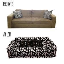 how to make a sofa slipcover diy sofa slip cover nonapie