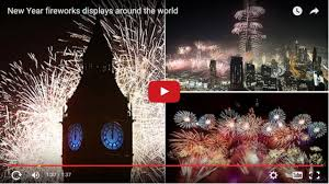 2016 new year fireworks displays around the world eastafro