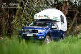 Ford Ranger Truck Camper - motorhomes in chile south america andes campers