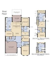 Pulte Home Floor Plans Pompeii New Home Plan Dr Phillips Fl Pulte Homes New Home