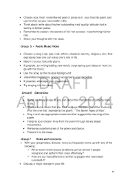 Possible Objectives For Resumes K To 12 Grade 9 Learner U0027s Material In English