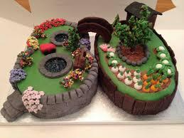 Christmas Cake Decorating Ideas Jane Asher Garden Cakes Google Search Gardening Cakes Pinterest