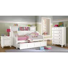 White Childrens Bookcase by Nice Bookcase Daybed On Cody Youth Bedroom Bookcase Daybed Unit