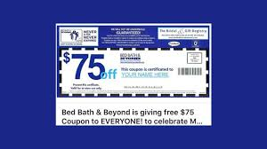 Bed Bath Beyond Hours Of Operation Bath U0026 Beyond Facebook Coupon Is A Scam Company Says