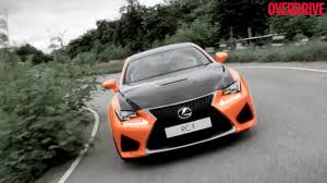 lexus gs india lexus rc f exclusive first drive review india youtube