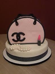 cake purse pink black chanel purse cake my purse cake cakes